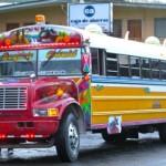 Indický tuzing autobusu