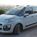 Test: Citroën C3 Picasso 1.6 HDi (84 kW)
