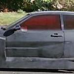 VW Corado po tuzingovém zásahu