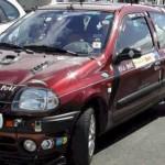 Tuzingem zasažené Renault Clio