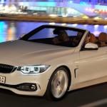 Kabriolet BMW řady 4 oficiálně představen