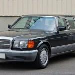Mercedes-Benz 560 SEL (W126) KOMBI je na prodej