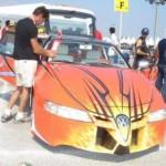 Volkswagen Corrado – tuzingový mix