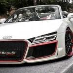 Audi R8 V10 Spyder od úpravce Regula