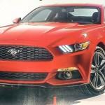 První fotky Fordu Mustang 2015 unikly před světovou premiérou