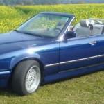 BMW 735 (E32) cabrio
