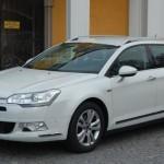 Test: Citroën C5 Tourer 2.0 HDi (120 kW) – na vlně komfortu