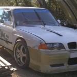 Modernizace starého BMW řady 5 na novější řadu 3