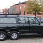 Range Rover 3.5 V8 Scottorn 6×6