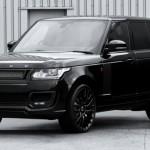 Kahn Design Range Rover 600 LE