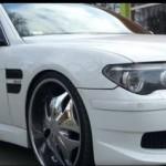 Tuzing BMW řady 7