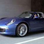 Nejnovější promo video nového Porsche 911 Targa