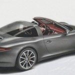 Nové Porsche 911 Targa: To by mohlo být ono