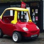 Daewoo Matiz přestavěn na hračku