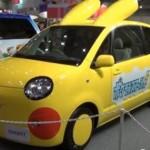 Pokémon auta na bázi Toyoty