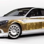 Carlsson CS50: pozlacený Mercedes třídy S