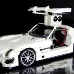 Mercedes-Benz SLS AMG GT3 z LEGA