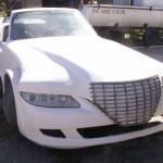 Poznáte o jaké auto se jedná ?