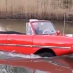 Amphicar – Omyly automobilizmu (české video)