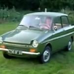 Daf Daffodil – Omyly automobilizmu (české video)