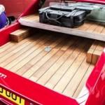 Ferrari 412 předělán na Pick-Up