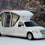 Chrysler PT Cruiser ve stylu starých kočárů