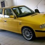 Škoda Felicia VR6 – s šestiválcem o objemu 2.8 litru
