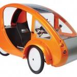 Solární Velomobil, aneb velké šlapací autíčko s elektromotorem