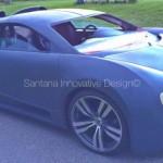 Nedodělaná replika Bugatti Veyron za 2,5 mil. Kč