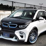 BMW i3 od Eve Ryn