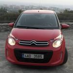 Test: Citroën C1 1.2 VTi (60 kW)  – růžový ďáblík