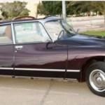 Replika nádherného Citroënu DS 21 Pallas President