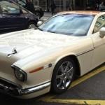 Cadillac XLR předělán na Chevy z padesátých let