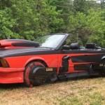BMW řady 6 z filmu Návrat do budoucnosti 2 je na prodej za 10 000 USD