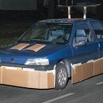 TuZing za pomocí kartonu a izolepy