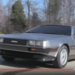 DeLorean DMC-12 – Omyly automobilizmu (české video)