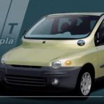 Fiat Multipla – Omyly automobilizmu (české video)