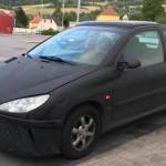 Český TuZing Peugeot 206