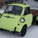 BMW Isetta jako pick-up